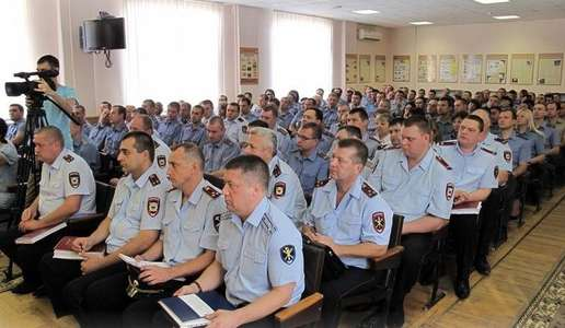 Day of the legal service of the MINISTRY OF INTERNAL AFFAIRS of RUSSIA