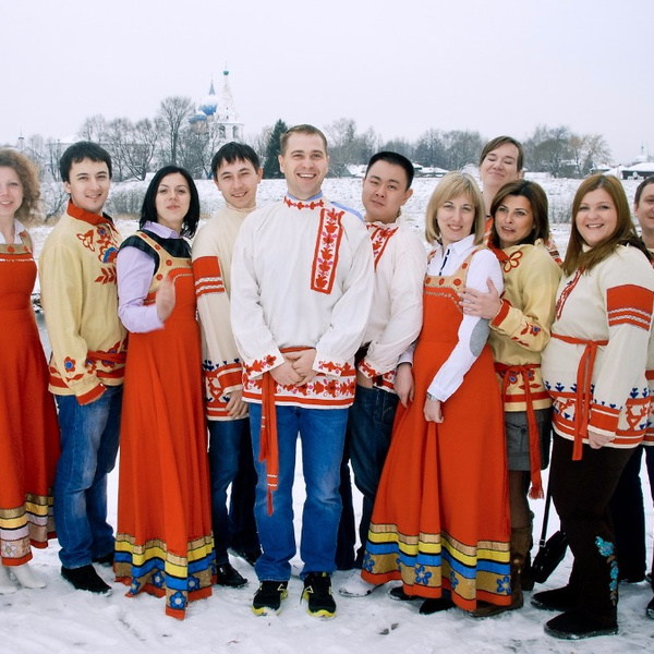 Teambuilding in suzdal for British American tobacco-Photo 0