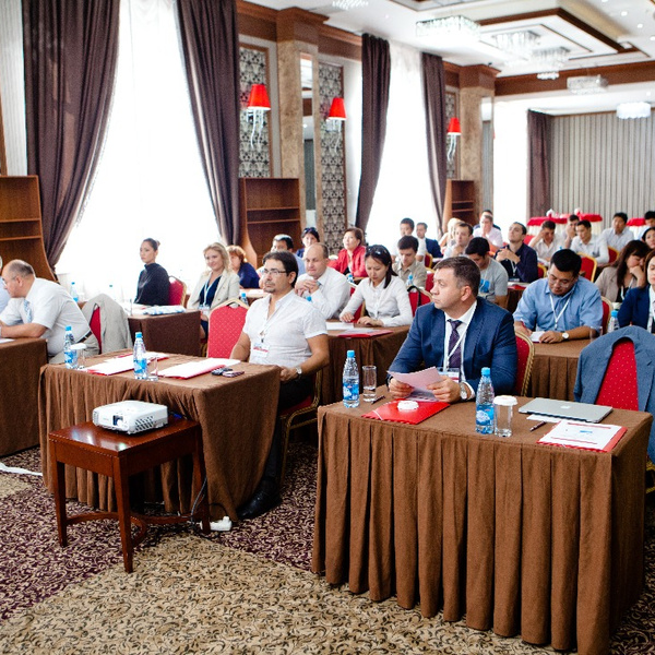 Client event in Bishkek for Inpas/TRSYS-Photo 0