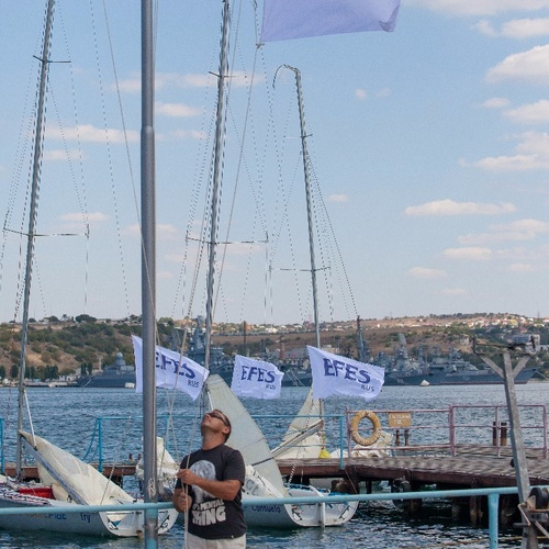 Photo 11-2017-Regatta in Crimea for Efes | Big Jack