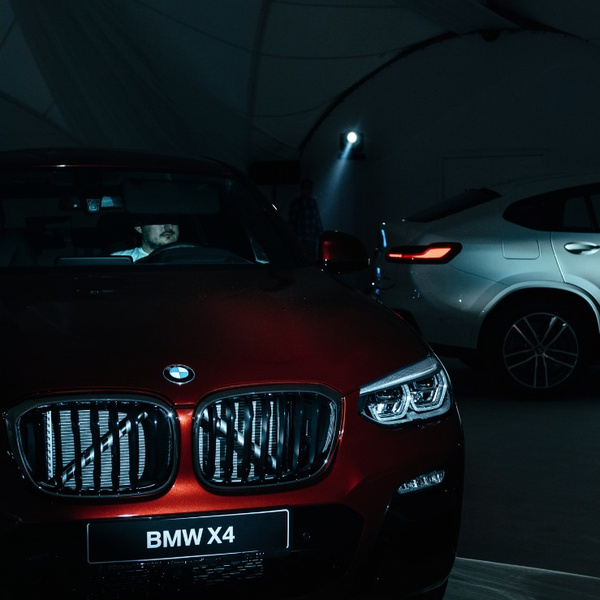 Presentation of the new BMW X4 - Photo 0